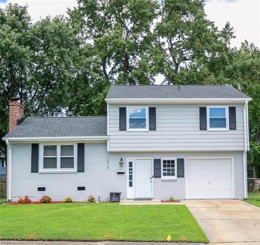 1415 Adams Cir, Hampton, VA 23663 (#10335244) :: The Kris Weaver Real Estate Team