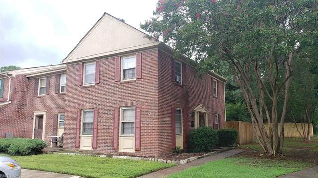 321 Advocate Ct F, Newport News, VA 23608 (#10335504) :: The Kris Weaver Real Estate Team