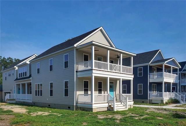 121 N Fourth St, Hampton, VA 23664 (#10335675) :: AMW Real Estate