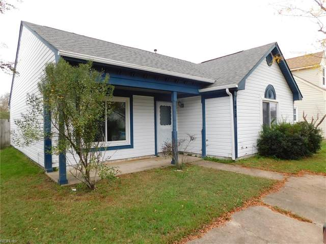 1028 Blairmore Dr, Virginia Beach, VA 23454 (#10336061) :: Atkinson Realty