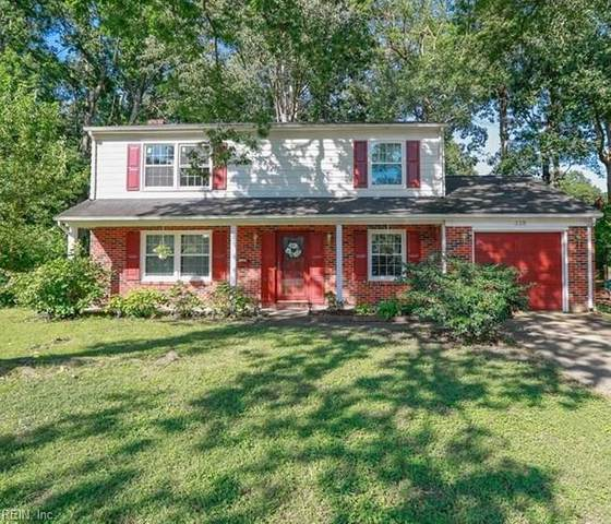 318 Orange Plank Rd, Hampton, VA 23669 (#10336141) :: AMW Real Estate
