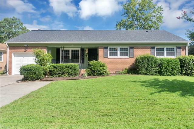 223 Shiloh Park, Hampton, VA 23669 (#10336276) :: AMW Real Estate