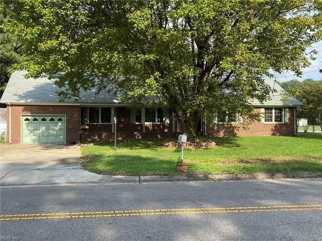 2401 Dunbarton Dr, Chesapeake, VA 23325 (#10336382) :: Verian Realty