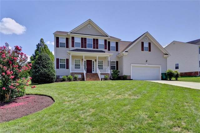 4020 Dunbarton Cir, James City County, VA 23188 (#10336401) :: Gold Team VA
