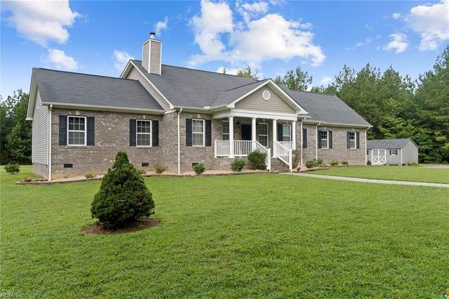 17299 Old Forty Rd, Sussex County, VA 23890 (#10336708) :: Encompass Real Estate Solutions