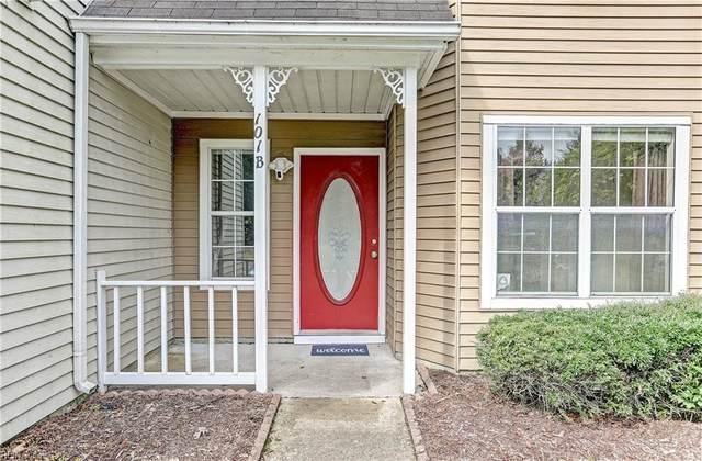 101 Heather Way B, York County, VA 23693 (#10337032) :: Momentum Real Estate