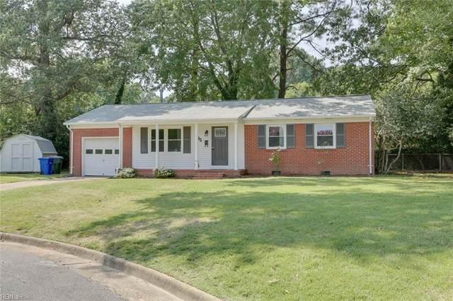 885 Butte Cir, Newport News, VA 23608 (#10337074) :: Berkshire Hathaway HomeServices Towne Realty