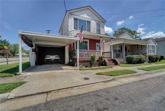 934 Gordon Ave, Norfolk, VA 23504 (#10337097) :: Berkshire Hathaway HomeServices Towne Realty