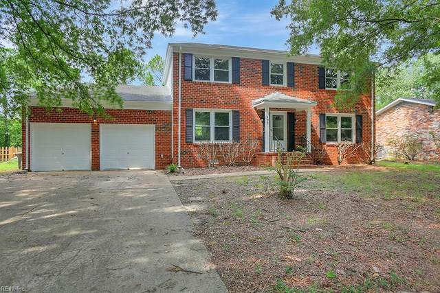 407 Dunham Massie Dr, Hampton, VA 23669 (#10337461) :: Momentum Real Estate