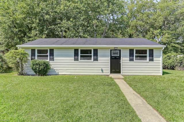 1511 Smithman Cir, Hampton, VA 23663 (#10338786) :: Gold Team VA