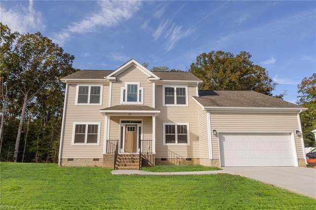 107 Willet Way, Newport News, VA 23606 (#10338825) :: Berkshire Hathaway HomeServices Towne Realty