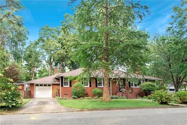 36 Rutledge Rd, Newport News, VA 23601 (#10338904) :: Encompass Real Estate Solutions