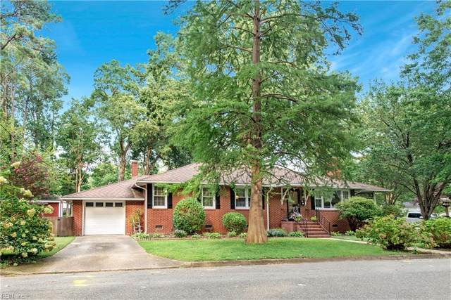 36 Rutledge Rd, Newport News, VA 23601 (MLS #10338904) :: AtCoastal Realty