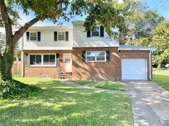 5320 Roslyn Dr, Norfolk, VA 23502 (#10338945) :: Rocket Real Estate