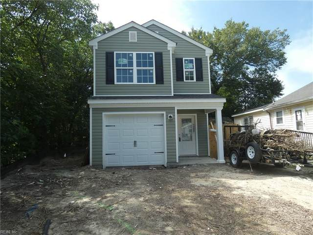 305 Baker St, Suffolk, VA 23434 (#10339022) :: RE/MAX Central Realty