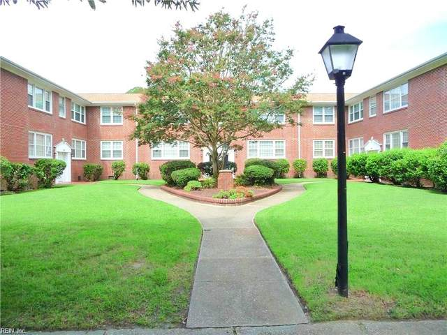 9605 Norfolk Ave #12, Norfolk, VA 23503 (#10339058) :: AMW Real Estate