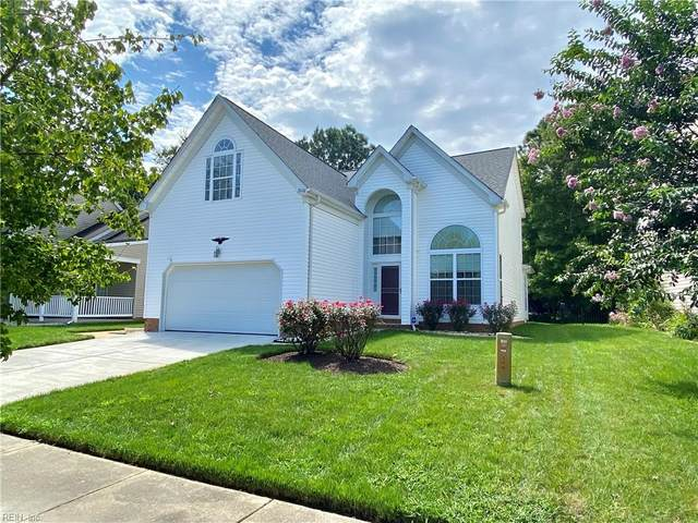 2616 Einstein Dr, Virginia Beach, VA 23456 (#10339484) :: The Kris Weaver Real Estate Team