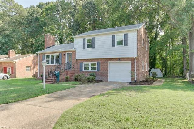 134 Henry Clay Rd, Newport News, VA 23601 (#10339521) :: Encompass Real Estate Solutions