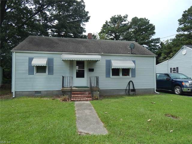 35 Frailey Pl, Portsmouth, VA 23702 (#10339615) :: AMW Real Estate