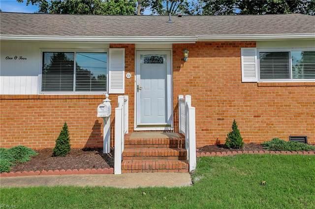 104 Duval Ct, Hampton, VA 23669 (#10339690) :: Berkshire Hathaway HomeServices Towne Realty