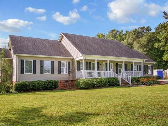 21489 Black Creek Rd, Southampton County, VA 23851 (#10339782) :: Kristie Weaver, REALTOR