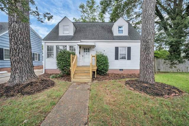 1722 Cromwell Dr, Norfolk, VA 23509 (#10340056) :: Avalon Real Estate