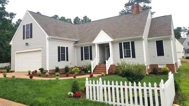 126 Hollinwell, James City County, VA 23188 (#10340378) :: Upscale Avenues Realty Group
