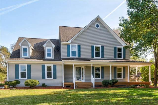 9 Wind Mill Point Rd, Hampton, VA 23664 (#10341356) :: The Kris Weaver Real Estate Team