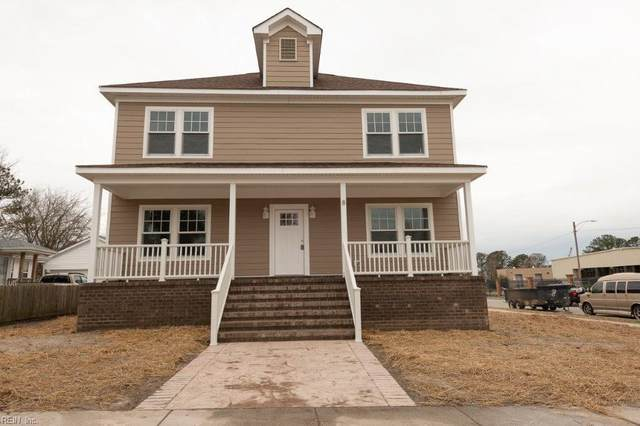7 Riverview Ave, Portsmouth, VA 23704 (#10341566) :: Berkshire Hathaway HomeServices Towne Realty