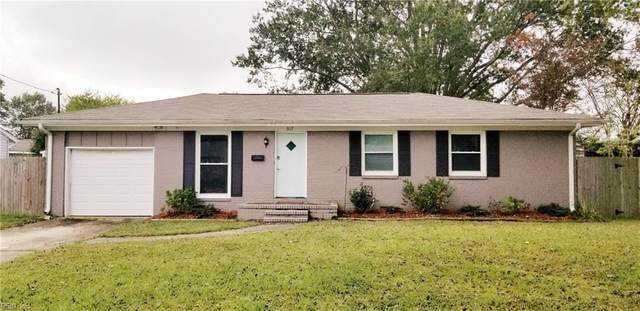 317 Lillian Ave, Virginia Beach, VA 23452 (#10341979) :: Abbitt Realty Co.