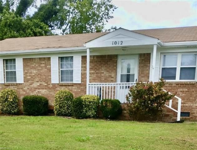 1012 Nelson St, Chesapeake, VA 23324 (#10342083) :: Gold Team VA