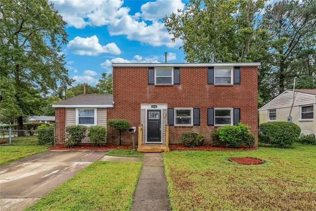 1916 Hart Cir, Hampton, VA 23663 (#10342144) :: Gold Team VA