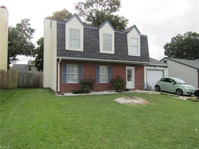 717 Mainsail Dr, Newport News, VA 23608 (#10342312) :: Berkshire Hathaway HomeServices Towne Realty