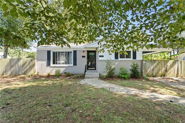 544 Sirine Ave, Virginia Beach, VA 23462 (#10342350) :: Encompass Real Estate Solutions