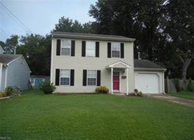 3717 Ervin St, Hampton, VA 23661 (#10342413) :: Gold Team VA