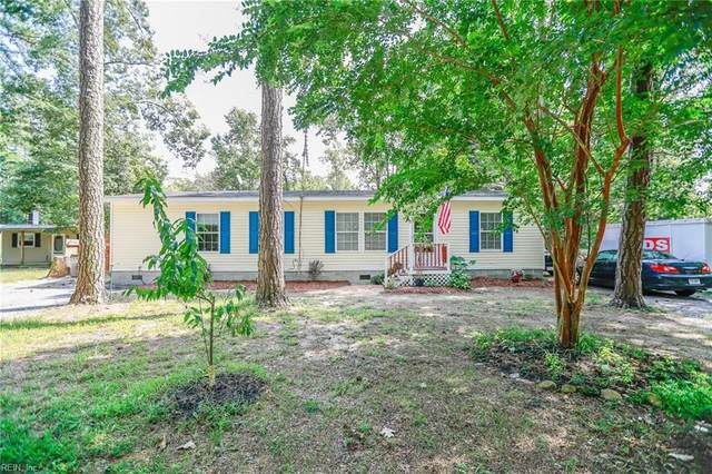 1673 Sunken Meadow Rd, Surry County, VA 23881 (#10342488) :: The Kris Weaver Real Estate Team