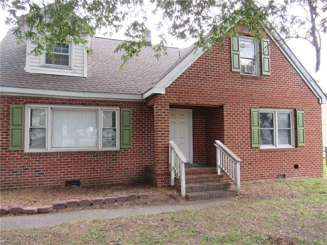 6008 Jefferson Ave, Newport News, VA 23605 (#10342677) :: The Bell Tower Real Estate Team