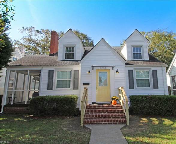 3657 Western Branch Blvd, Portsmouth, VA 23707 (#10342850) :: Avalon Real Estate