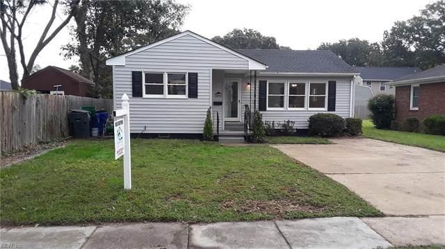 8046 Glade Rd, Norfolk, VA 23518 (MLS #10343268) :: AtCoastal Realty