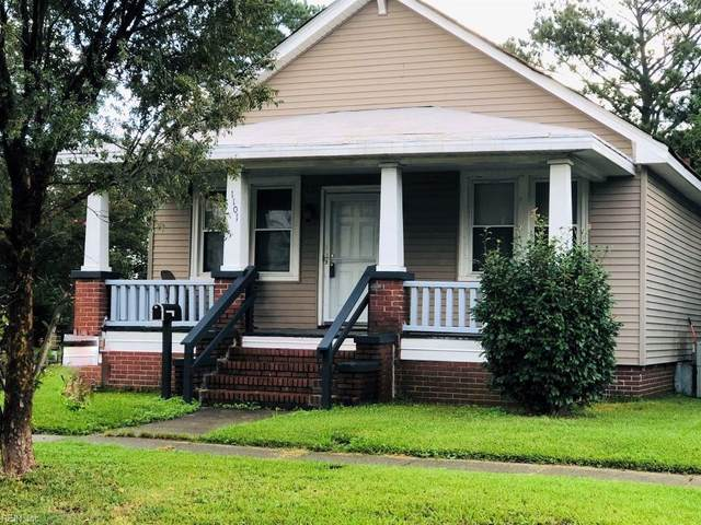 1101 Decatur St, Chesapeake, VA 23324 (#10343272) :: Atkinson Realty
