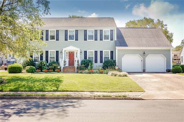 6 Coach St, Hampton, VA 23664 (#10343474) :: Abbitt Realty Co.