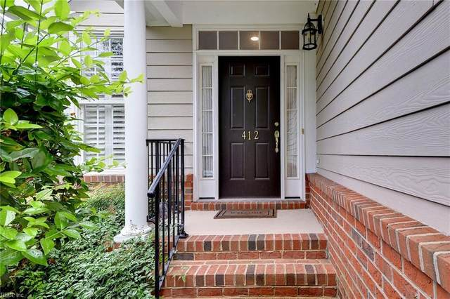 412 Shaindel Dr, Williamsburg, VA 23185 (#10343482) :: Kristie Weaver, REALTOR