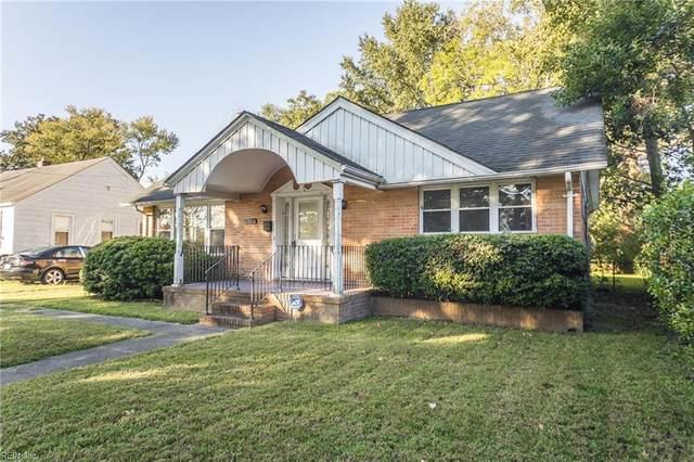 611 Maryland Ave, Hampton, VA 23661 (#10343653) :: Abbitt Realty Co.