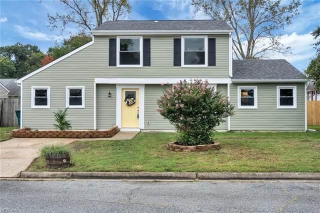 200 Charlotte Dr, Newport News, VA 23601 (#10343747) :: Rocket Real Estate