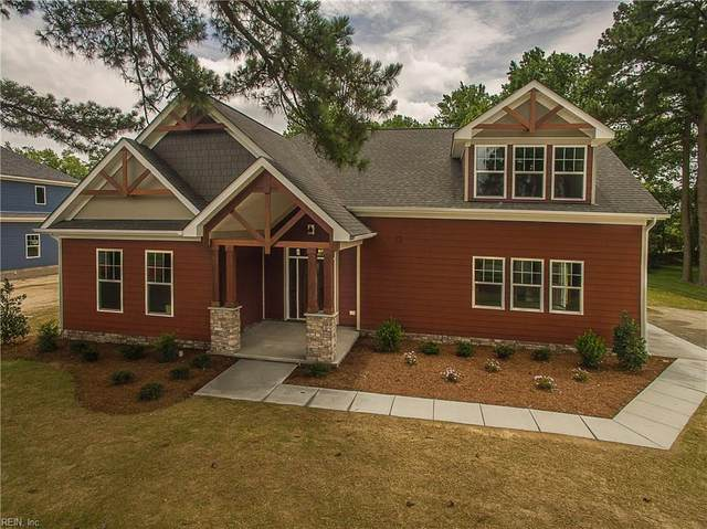 10 Fort Huger Dr, Isle of Wight County, VA 23430 (#10343925) :: Austin James Realty LLC