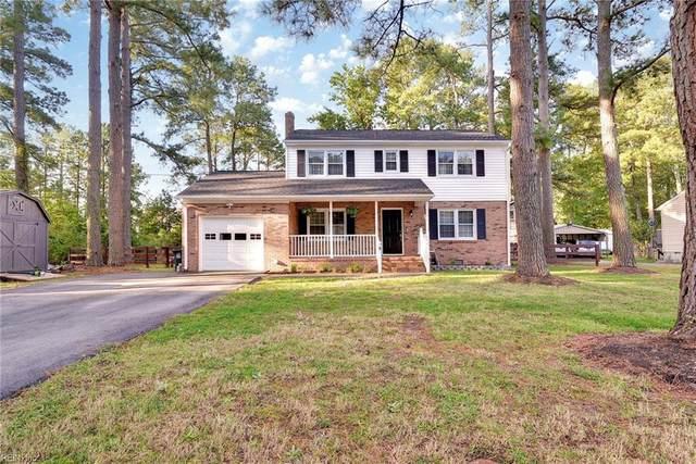 4 Lyons Creek Rd, Poquoson, VA 23662 (#10344087) :: Community Partner Group