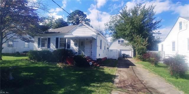 15 Cavalier Rd, Hampton, VA 23669 (#10344162) :: Berkshire Hathaway HomeServices Towne Realty