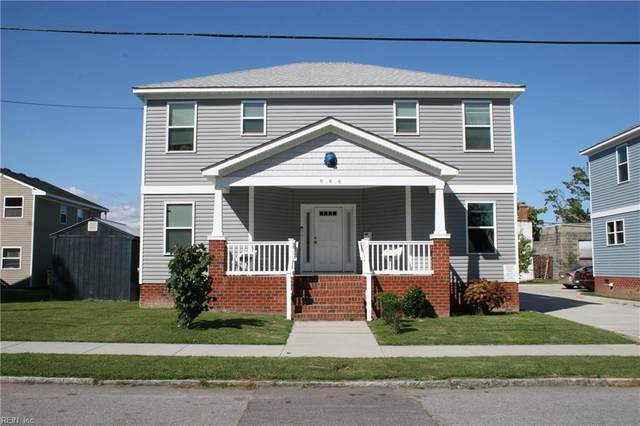 866 43rd St, Norfolk, VA 23508 (#10344248) :: Judy Reed Realty