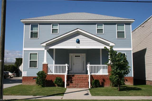 862 43rd St, Norfolk, VA 23508 (#10344255) :: Judy Reed Realty