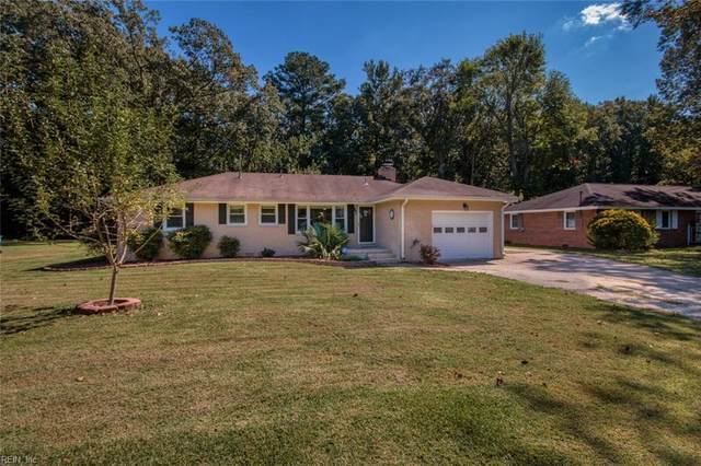 813 Hollywood Dr, Chesapeake, VA 23320 (#10344382) :: RE/MAX Central Realty
